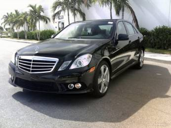 2010  Mercedes-Benz E350  picture, mods, upgrades