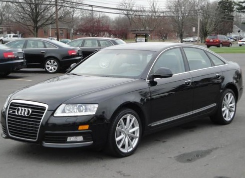stock 2009 audi a6 3 0t quattro 1 4 mile drag racing. Black Bedroom Furniture Sets. Home Design Ideas