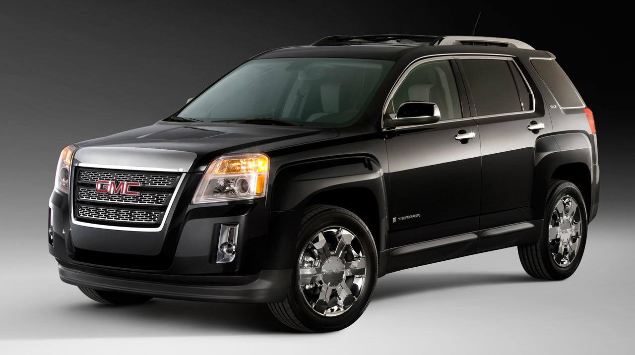 2010  GMC Terrain  picture, mods, upgrades