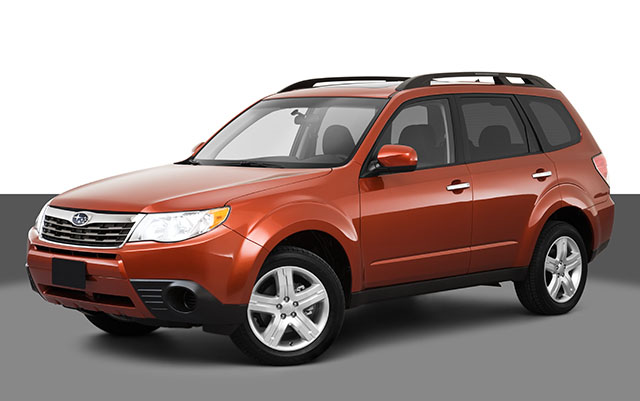 You can vote for this Subaru Forester 2.5XT Limited to be the featured car