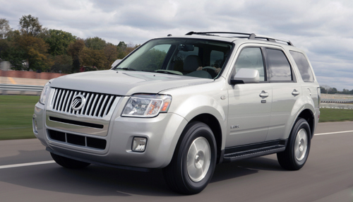 2010 Mercury Mariner V6 AWD