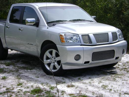 2005  Nissan Titan XE Crew Cab NA picture, mods, upgrades