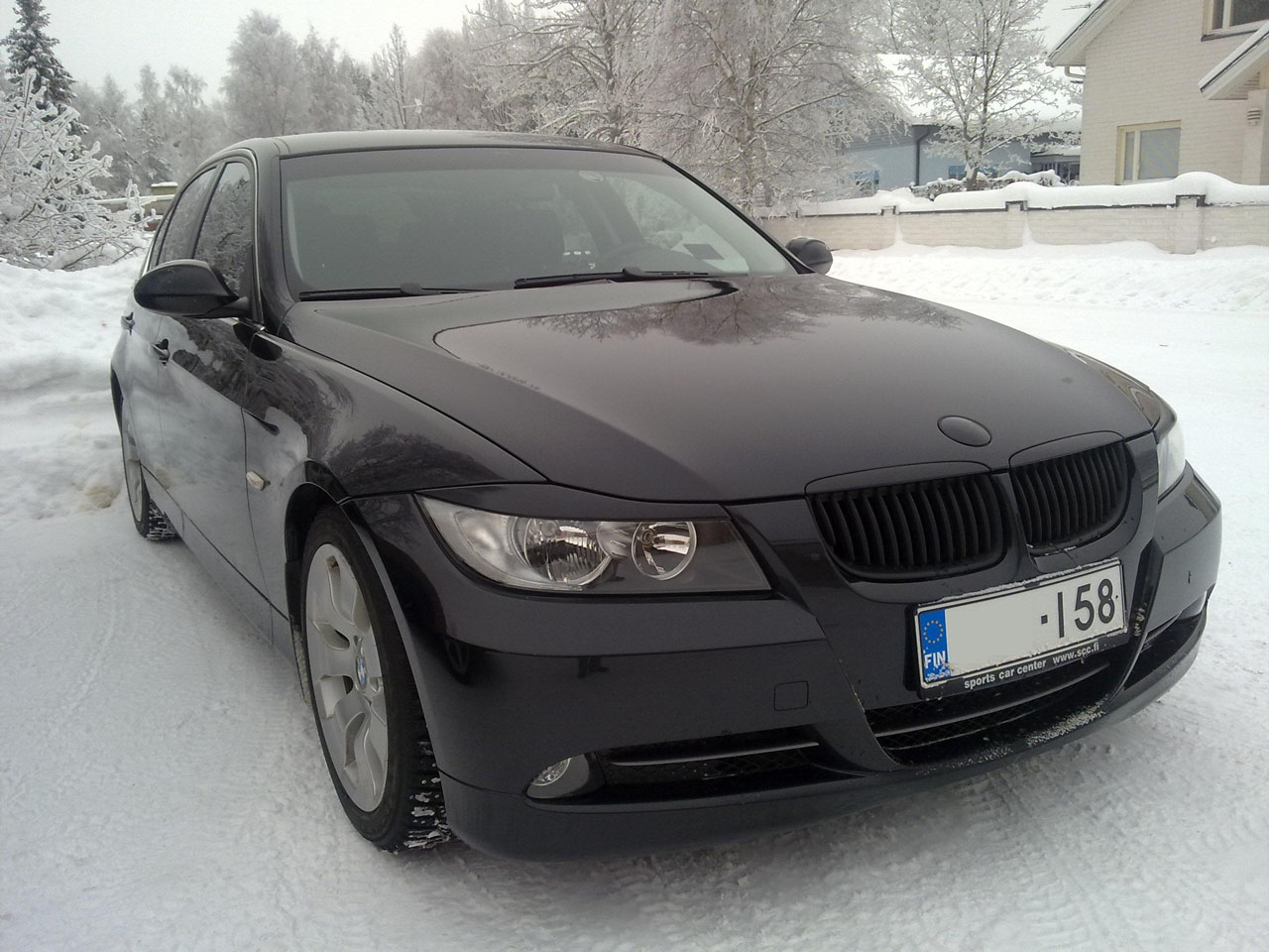 2007  BMW 325 D picture, mods, upgrades