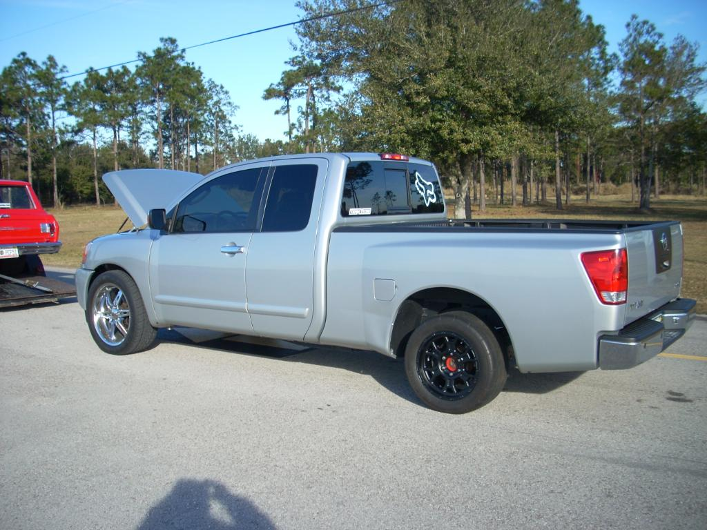 2005  Nissan Titan SE KC FFV picture, mods, upgrades