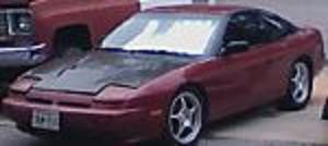1990  Nissan 240SX SR20DET Hatch Turbo T25 picture, mods, upgrades