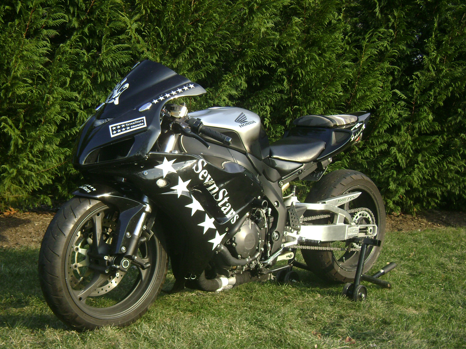 2006  Honda CBR 1000rr picture, mods, upgrades