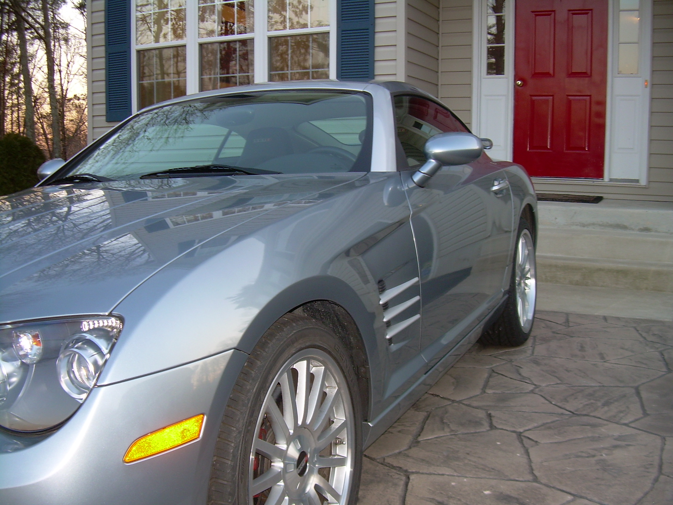 2005  Chrysler Crossfire SRT6 picture, mods, upgrades