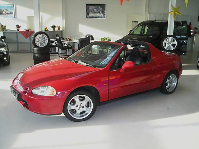 1996 honda del sol vti 1 4 mile trap speeds 0 60. Black Bedroom Furniture Sets. Home Design Ideas