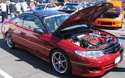 1999  Toyota Solara SLE TRD Supercharger picture, mods, upgrades