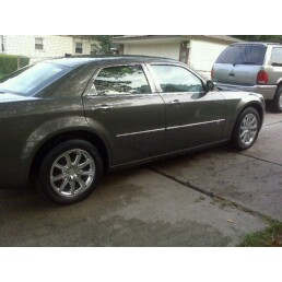2008 Chrysler 300 300C superchips tune