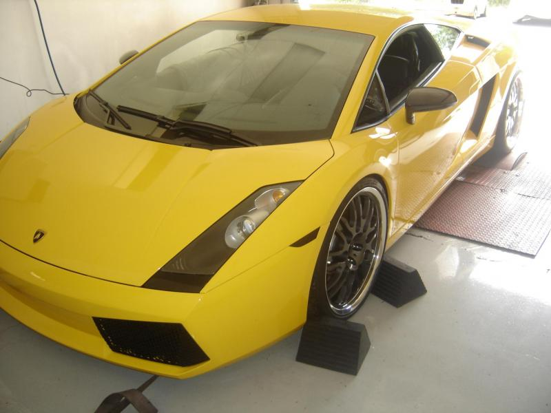 2004  Lamborghini Gallardo Twin Turbo picture, mods, upgrades