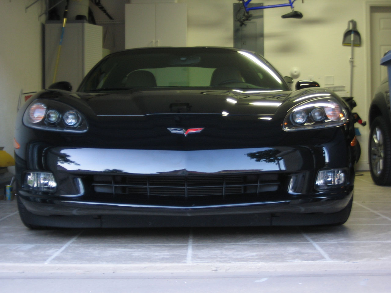 2005 Chevrolet Corvette Corsa Exhaust