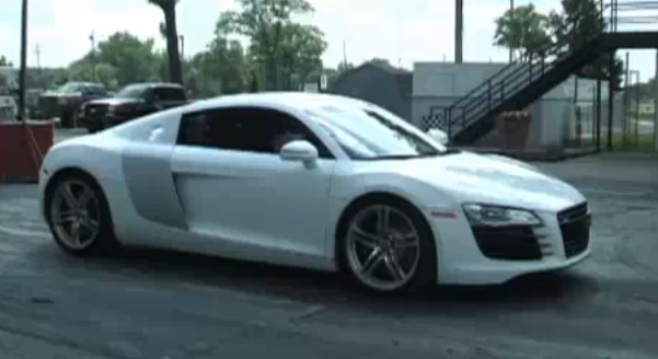 2010  Audi R8 4.2 V8 picture, mods, upgrades