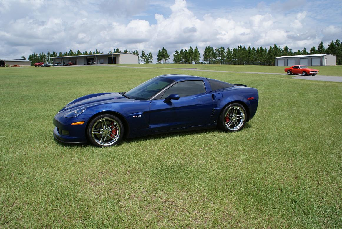 2006  Chevrolet Corvette C6 Z06 picture, mods, upgrades