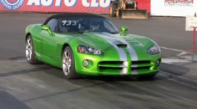 2009 Dodge Viper SRT10 Convertible