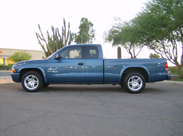 2002  Dodge Dakota RT CC picture, mods, upgrades
