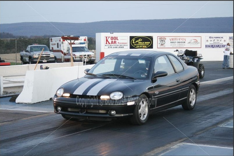 1998 Black Dodge Neon R/T picture, mods, upgrades