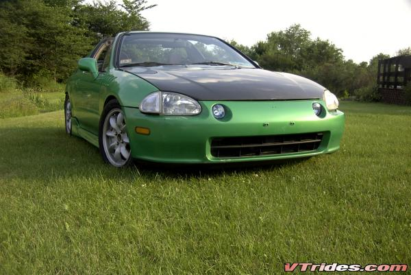 1993  Honda del Sol Si picture, mods, upgrades