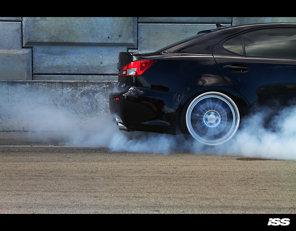 2008  Lexus IS-F IS-F picture, mods, upgrades