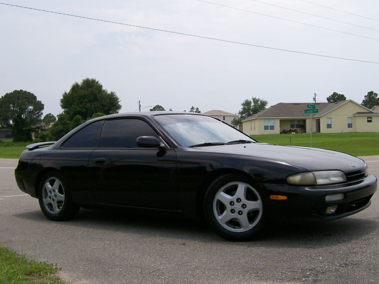 1996  Nissan 240SX SE picture, mods, upgrades