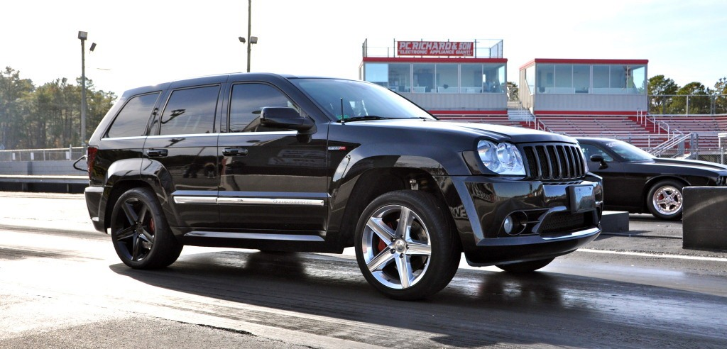 2007 Jeep Cherokee SRT8 Stock 6.1L / T-Trim  V2 Vortech