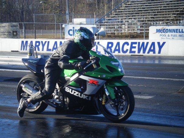 2005 Suzuki GSX-R 750 1/4 mile trap speeds 0-60 - DragTimes com
