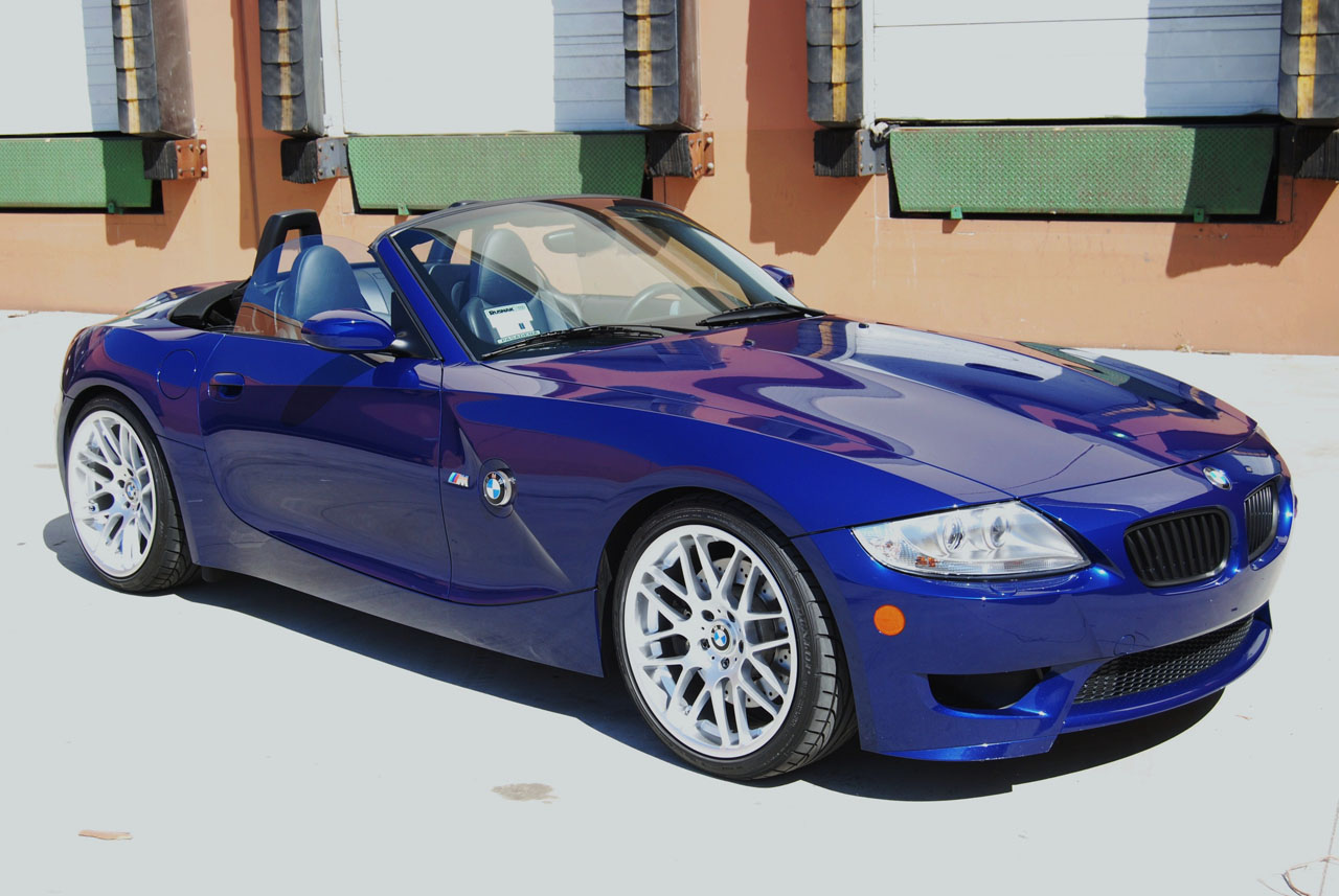 2006 Bmw Z4 M Roadster Nitrous 1 4 Mile Trap Speeds 0 60