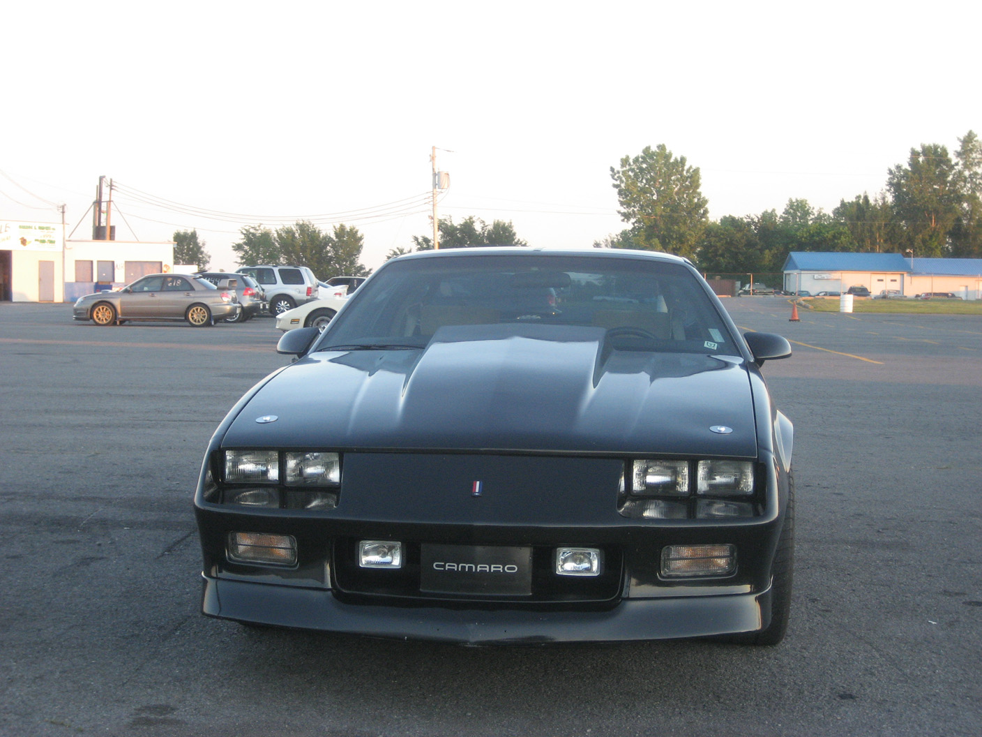 1986  Chevrolet Camaro IROC-Z picture, mods, upgrades