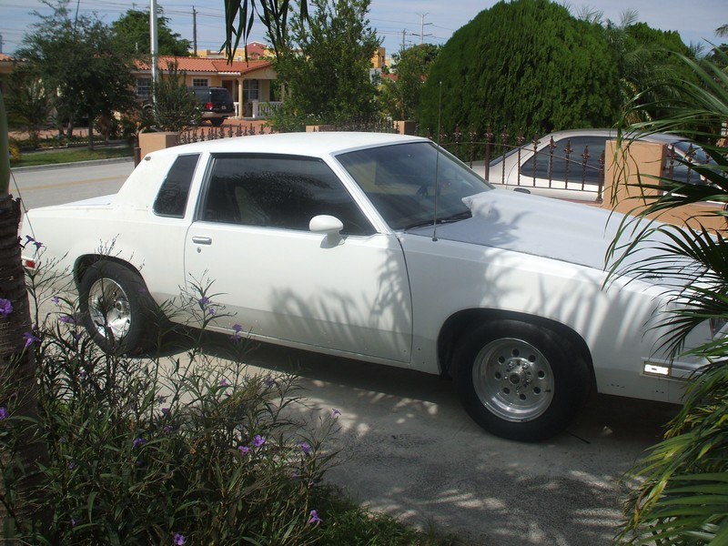 1984  Oldsmobile Cutlass Supreme  picture, mods, upgrades