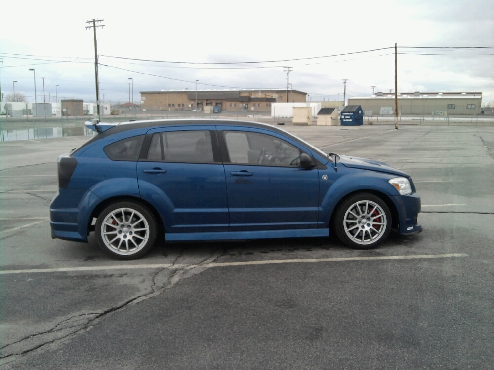 2009 dodge caliber srt 4 1 4 mile trap speeds 0 60. Black Bedroom Furniture Sets. Home Design Ideas