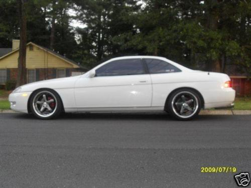 1993  Lexus SC300 TE04 Turbo picture, mods, upgrades