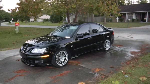 2006  Saab 9-3 Aero picture, mods, upgrades