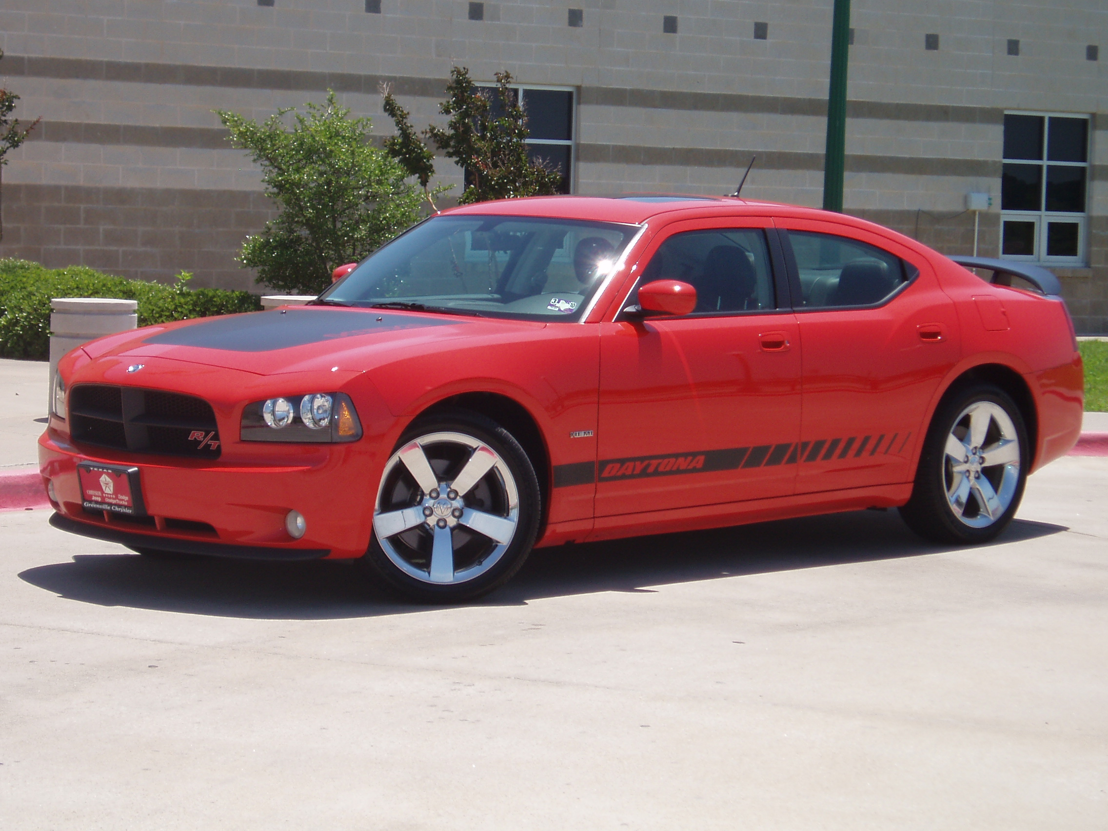 2008 Dodge Charger Daytona