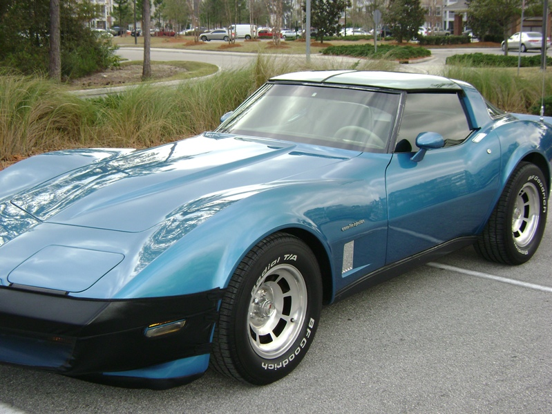 1982  Chevrolet Corvette  picture, mods, upgrades