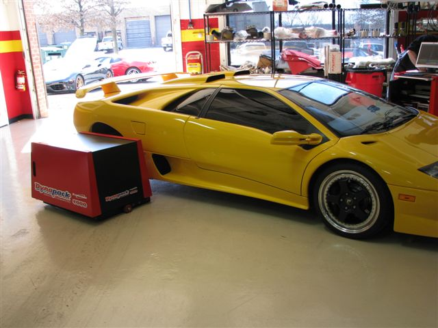 1999  Lamborghini Diablo SV picture, mods, upgrades