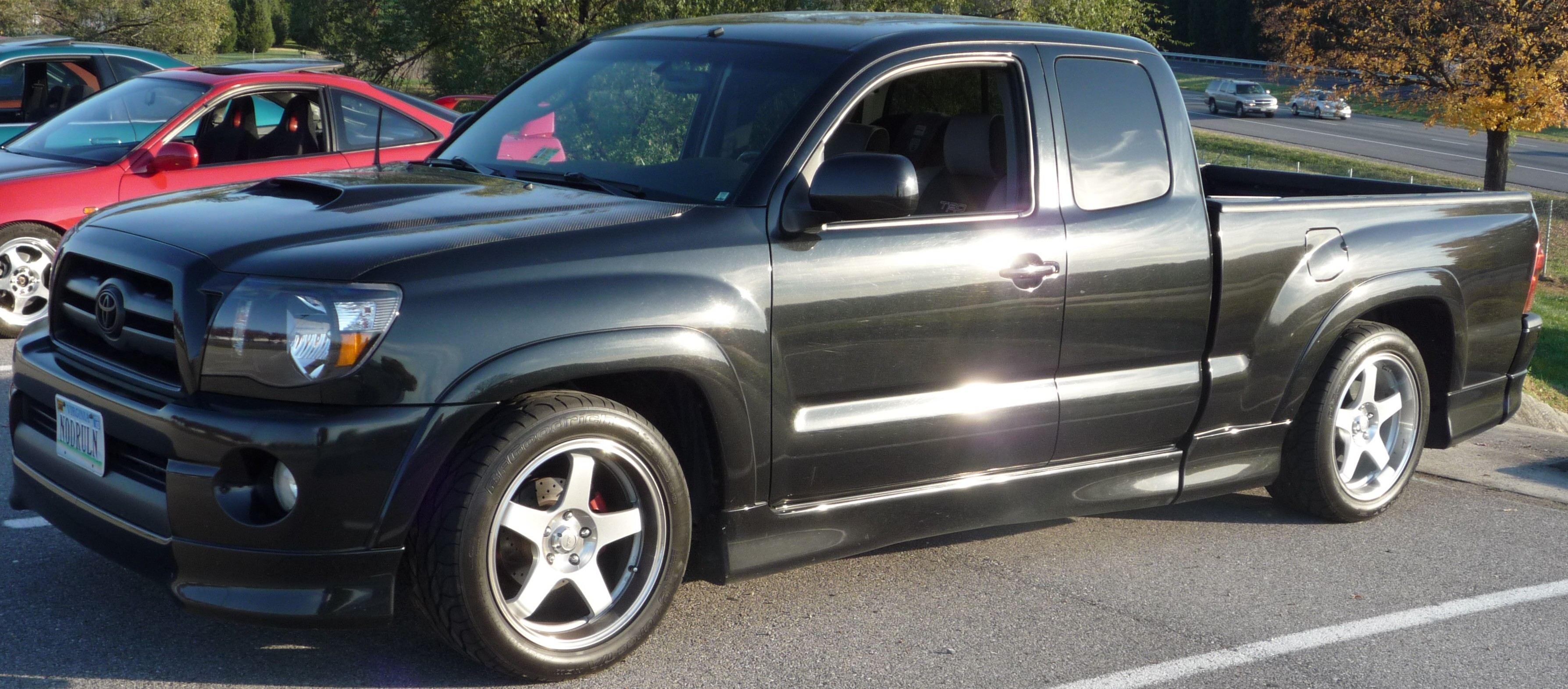 2005 toyota tacoma x runner 1 4 mile drag racing timeslip specs 0 60. Black Bedroom Furniture Sets. Home Design Ideas