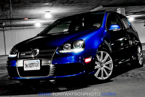 2008  Volkswagen Golf R32 MKV picture, mods, upgrades