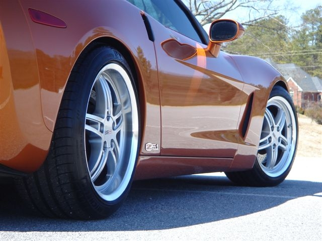 2008  Chevrolet Corvette Z-51 picture, mods, upgrades