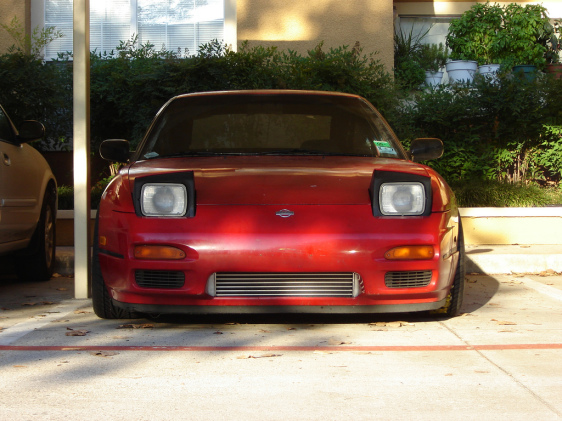 1992  Nissan 240SX t25 turbo picture, mods, upgrades