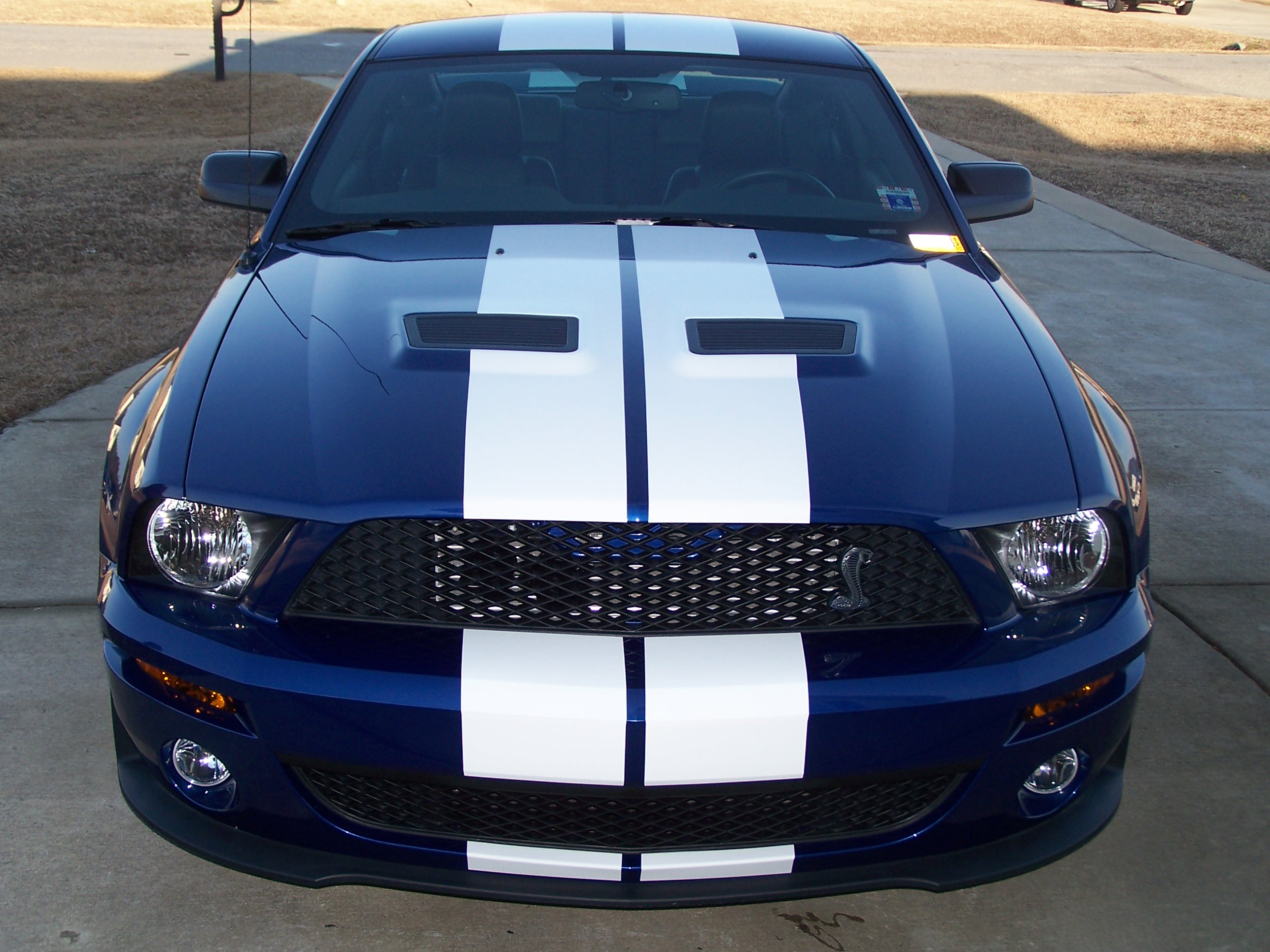2007  Ford Mustang Shelby-GT500 Coupe picture, mods, upgrades