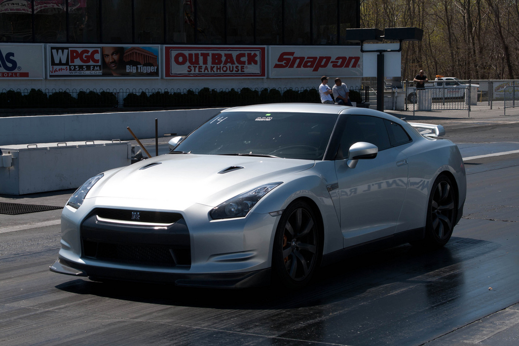 2009 Nissan GT-R AAM Competition GT800-R