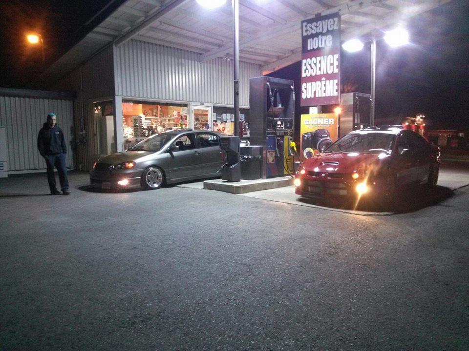 2006 charcoal Toyota Corolla xrs picture, mods, upgrades