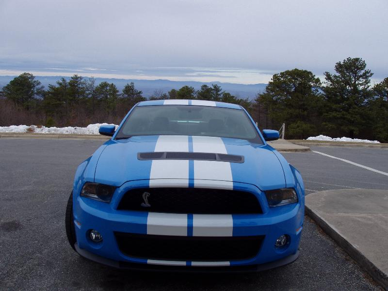 2010 Ford Mustang Shelby-GT500 5.4L SC