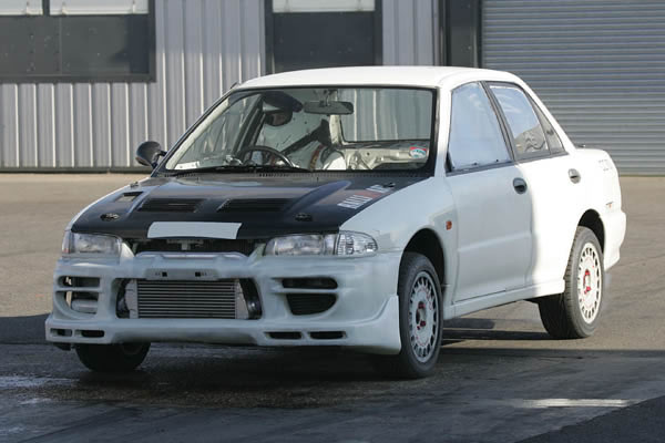1994  Mitsubishi Lancer EVO 2 RS picture, mods, upgrades