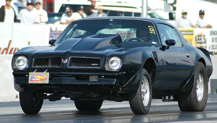 1976  Pontiac Firebird Trans Am picture, mods, upgrades