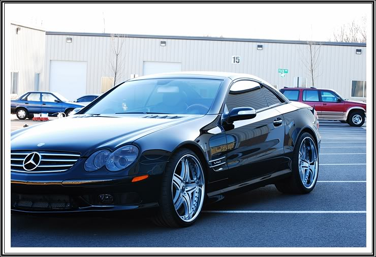 2005 mercedes benz sl600 v12 twin turbo 1 4 mile trap