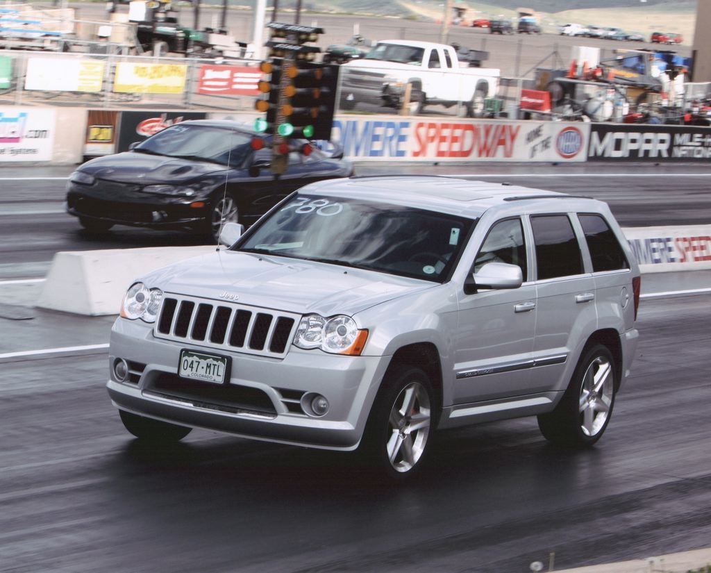 2010 Silver Jeep Cherokee SRT8  picture, mods, upgrades