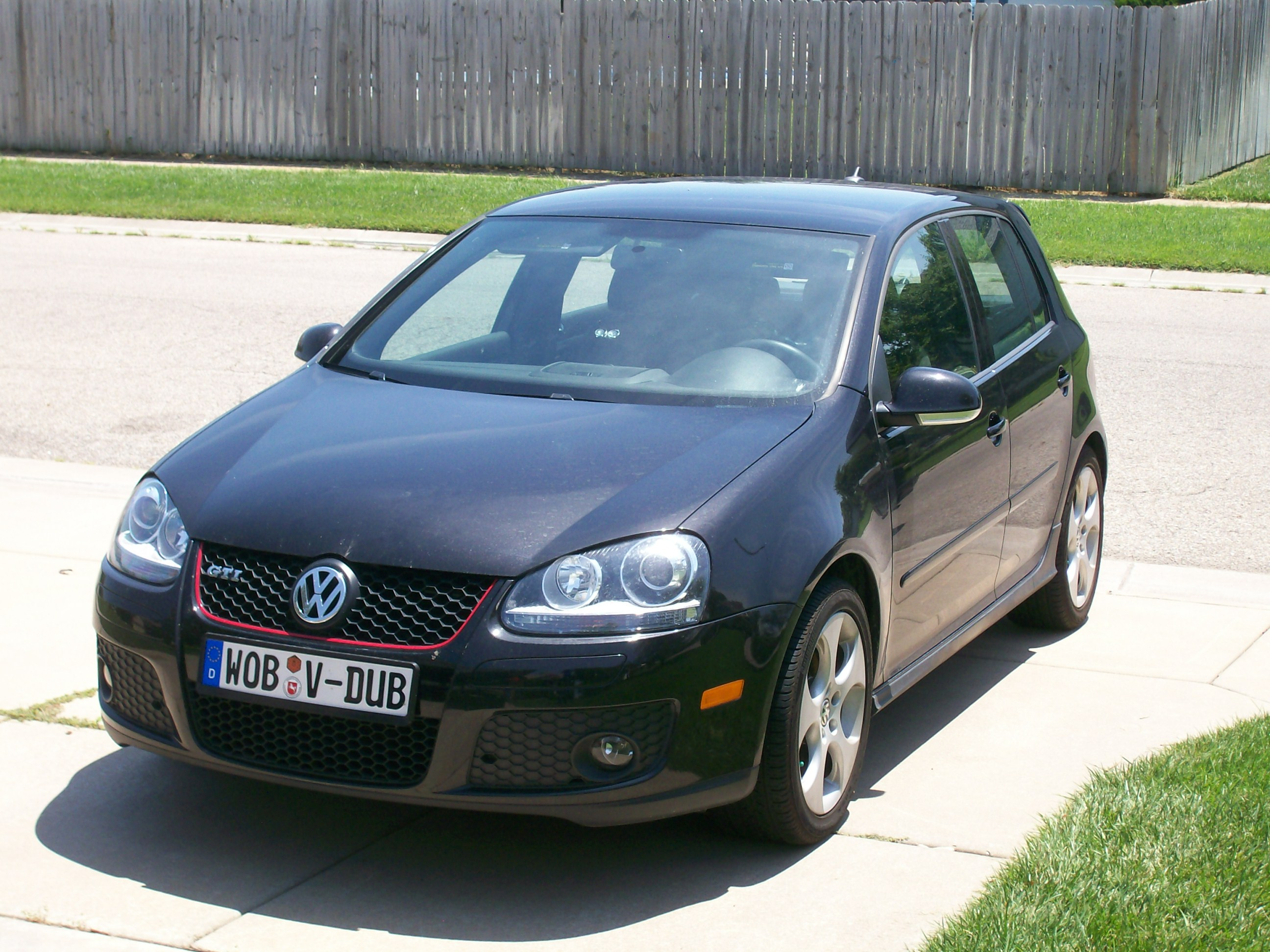 2008  Volkswagen GTI DSG picture, mods, upgrades