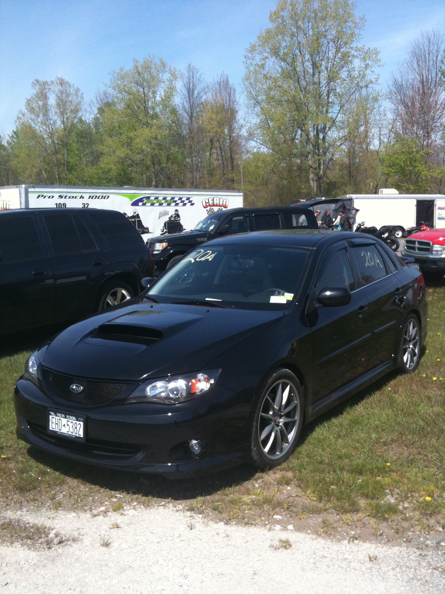 2009  Subaru Impreza wrx picture, mods, upgrades