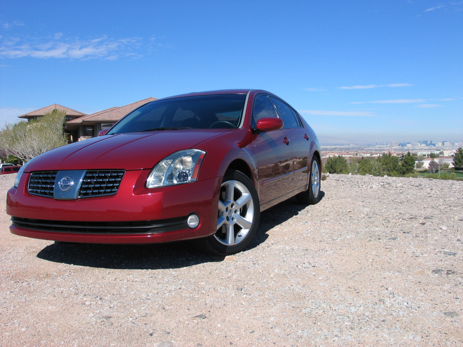 2005 nissan maxima se picture mods upgrades